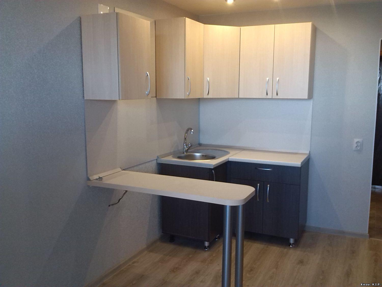 купить кухню для студии